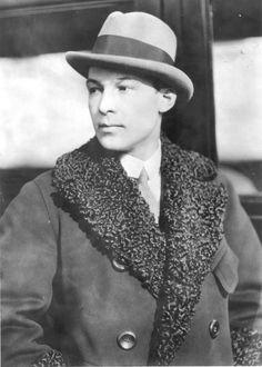 Rudolph Valentino, c. 1923