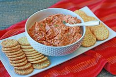 Roasted Garlic and Sun Dried Tomato Cheese Spread