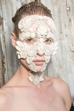 Get inspired for Halloween this year from these incredible runway beauty looks, from Givenchy to Marni to The Blonds and more: