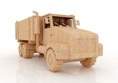 The Mack Agricultural Truck
