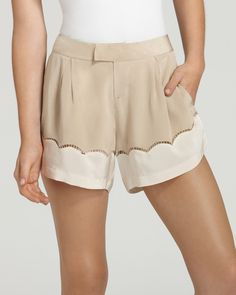 Madison Marcus Shorts - Achieve Silk | Bloomingdale's