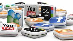 Δείτε τα σωστά #SocialMedia λογότυπα και εικονίδια για τις #Marketing καμπάνιες σας. #socialmedialife #socialnetwork