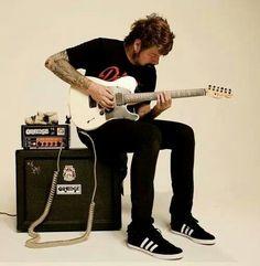Jim root orange amps telecaster