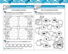 Educando con amor: Matemática-recursos- Mi libro y yo 1 School Items, Sistema Solar, Bullet Journal, Album, Education, Math, Psp, Veronica, Montessori