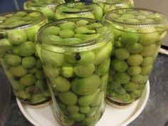 Pickling Cucumbers, Pickles, Fruit, Canning, Food, Low Carb Deserts, Essen, Meals, Pickle