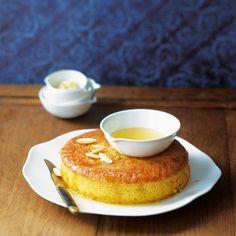 Découvrez la recette Gâteau de Semoule au Miel sur cuisineactuelle.fr.