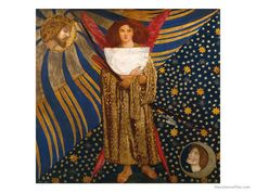 The Vivienne Files: Building a Capsule Wardrobe by Starting with Art: Dantis Amor by Dante Gabriel Rosetti - Step 1