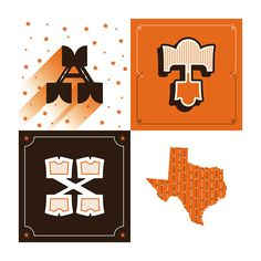 Thomas Ramey | Texas inspired #typography