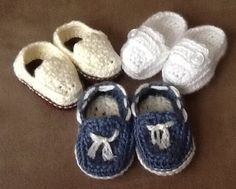 LITTLE LOAFERS by JNPsStringsNThings on Etsy, $15.00
