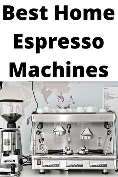 In this guide we review the Best Home Espresso Machines. A strong cup of espresso is like a panacea – it cures all your problems! Do you want to start your day with a rejuvenated mindset? Do you want to get instant energy after a hard day at work? Do you want to get rid of that nagging migraine and feel fresh? Do you want to keep your mind calm to take big decisions? Irrespective of any situation that you face in life, a cup of coffee always seems to make you feel better. Joe Coffee, Coffee In Bed, Coffee Table Books, Best Coffee, Coffee Cups, Coffee Beans, Best Home Espresso Machine, Espresso Machine Reviews, Perfect Cup