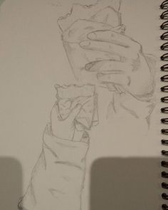 Practicing hands - traditional art - my drawing please don't steal