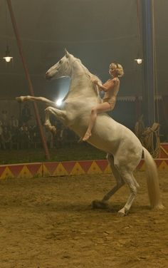Circus | Carnival | Masquerade | Cabaret Photography at: http://www.pinterest.com/oddsouldesigns/the-secret-circus/ #showgirl #horse