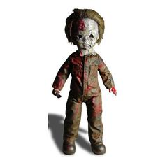 BD Horror News - Living Dead Dolls Michael Myers Doll ❤ liked on Polyvore featuring halloween, other and random
