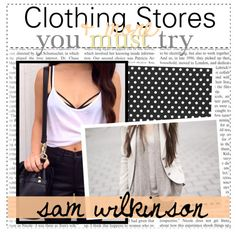 Clothing Stores you MUST Try