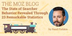The State of Searcher Behavior Revealed Through 23 Remarkable Statistics