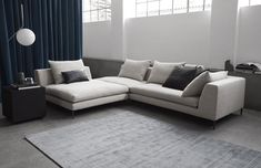 Shop the Peak Sofa and more contemporary furniture designs by Wendelbo at Haute Living. Furniture, Minimalism Interior, Home, Sofa, Small Bedroom Furniture, Modular Sofa, Contemporary Living Room Design, Contemporary Furniture Design, Furniture Design