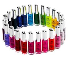 Nail Art Polish SHANY Nail Art Set 24 Famouse Colors, Nail Art Decoration New