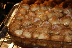 Monkey Bread with Rhodes Dinner Rolls | Elle's Studio Blog