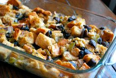 Thanksgiving Stuffing by Lacey Sweet Pea Chef