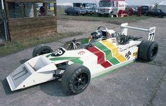 Derek Warwick - March 792 Hart - Team BP with Theodore Racing - 1979