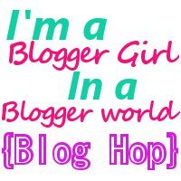 """I'm a Blogger Girl in a Blogger World"" from Walking in My Shoes."