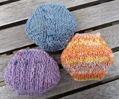 Ravelry: coxabey's Textured Puffs