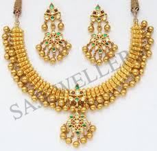 Pin by Sharad Agarwal on sajewellers | Temple jewellery