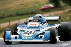 Laffite 1976 Germany Ligier JS5