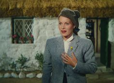 Film Still from the film The Quiet Man 33 Classic Movie Stars, Classic Movies, The Quiet Man, John Wayne Movies, Maureen O'hara, John Ford, Long Time Friends, Old Hollywood Glamour, Film Stills