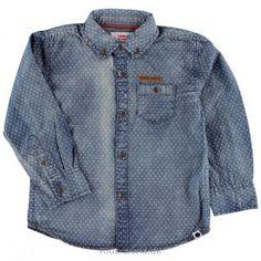 Tumble'n Dry - Skjorte Rares Boys Denim