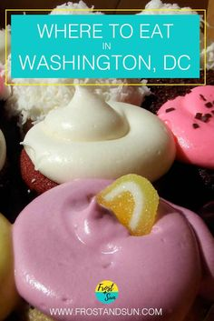 8 Desserts You Can T Miss In D C