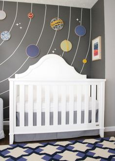 Adorable space theme