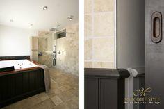 Travertin Vloer Badkamer : Best badkamer ideeën images bathroom bathrooms