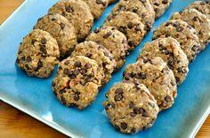 Buttery Pecan Caveman cookies - realhealthyrecipes