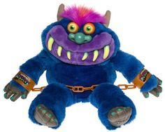 My Pet Monster!! Love those 80s toys.