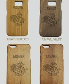 http://woodcases.co/product/farmer-engraved-wood-phone-case/