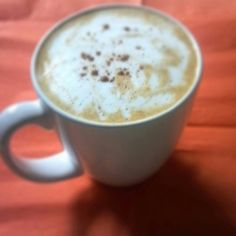 Real Food Pumpkin Spice Latte Recipe