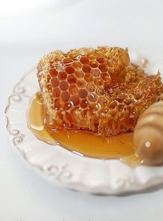 Food Pantry - Honey from the beehive. Honey Love, My Honey, Milk And Honey, Honey Bees, Pure Honey, Wild Honey, Local Honey, Hives And Honey, Tupelo Honey