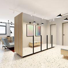 JAINT interior design by Emil Dervish http://mindsparklemag.com/design/jaint-interior-design/