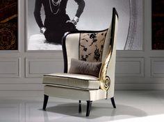 S922 Poltrona Collezione Paris by Rozzoni Mobili d'Arte design Statilio Ubiali