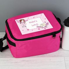 Personalised Lunch Bag - Fairy