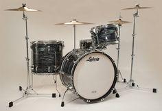 Ludwig Drums.
