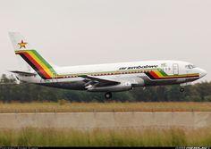 Boeing 737-2N0/Adv air zimbabwe