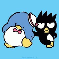Tuxedo Sam and batz maru
