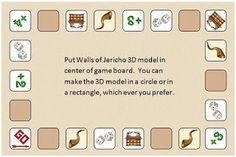 Walls of Jericho (file folder game)