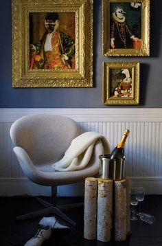 Graham Moss: Eclectic Interiors from a New Designer