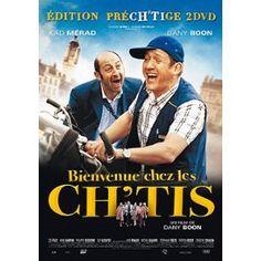 77- Bienvenue chez les Ch'tis (dans le classement des 100 films préférés sur PriceMinister)