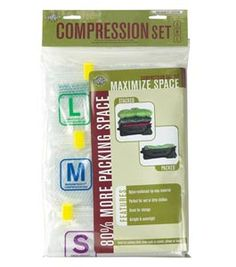 Eagle Creek Pack-It S/M/L Compressor Set  - Packing Aids and Organizers