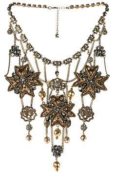 OOOK - Alberta Ferretti - Accessories 2014 Fall-Winter - LOOK 27 | Lookovore
