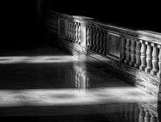 https://flic.kr/p/x5p583 | Dark Shadows_BW | This photo was taken inside the Oklahoma State Capitol in Oklahoma City.